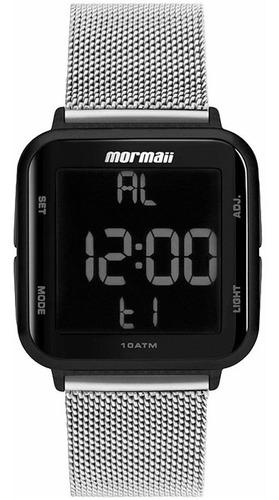 Relógio Mormaii Wave Unisex Mo6600ag/8k