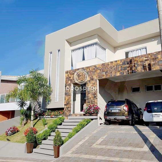Casa Com 4 Dorms, Loteamento Itatiba Country Club, Itatiba - R$ 954 Mil, Cod: 252 - V252