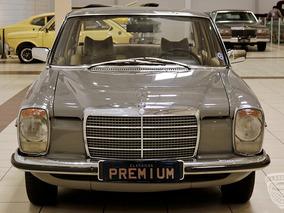 Mercedes-benz 230.4 -1975 75 - W115 - Placa Preta - Premium