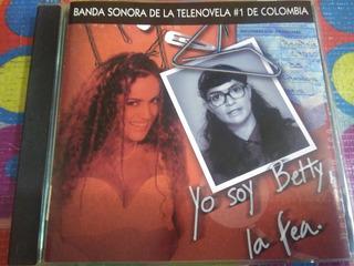 Yo Soy Betty La Fea Cd Banda De La Telenovela 1 De Col R
