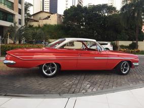 1961 Chevrolet Belair 2 Portas Sem Coluna