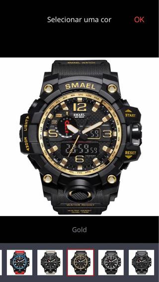 Relógios Militares Smael
