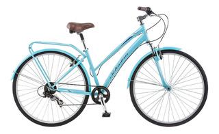 Schwinn Network 2 0 700c Mujeres S 16 Bicicleta Híbrida 1...