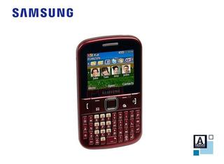 Celular Equipo Telefono Samsung Gt-e2220 Chat