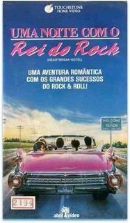 Dvd Uma Noite Com O Rei Do Rock - Dublado 1988