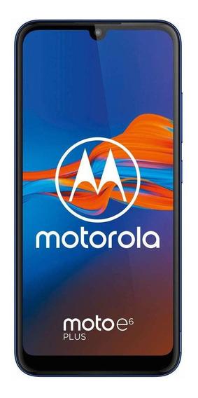Moto E6 Plus 64 GB Caribbean blue 4 GB RAM