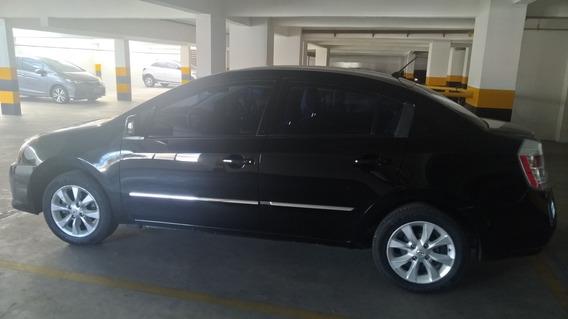 Nissan Sentra 2.0 Flex Aut. 4p 2012
