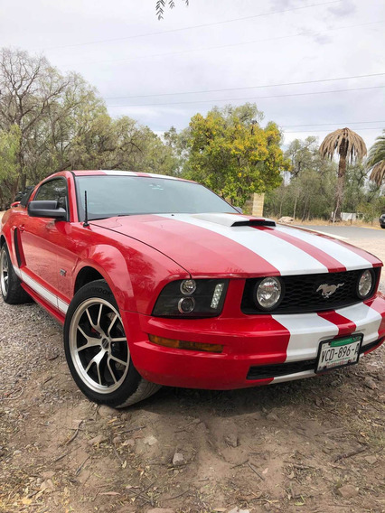 Ford Mustang 4.6 Gt Equipado Vip At 2007