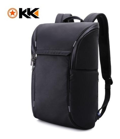 Mochila Kaka Casual C/puerto Usb Notebook 16 Impermeable
