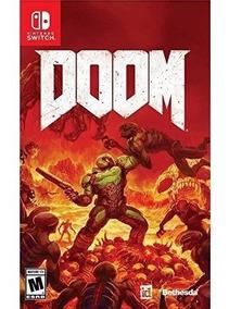 Doom Switch Midia Fisica