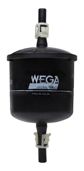 Filtro Combustível Vw Gol 1.0 16v (g3,g4-mi/fun/highw 2002 2