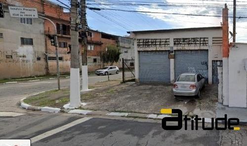 Imagem 1 de 2 de Galpão Comercial 350 M² Para Locação Em Osasco - 4296