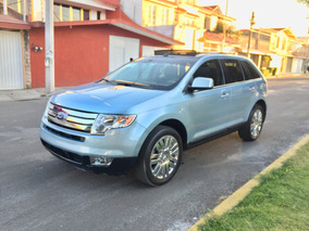 Oportunidad!! Ford Edge Limited Panorámica Y 2 Pantallas Dvd
