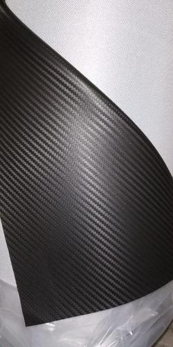 Imagen 1 de 7 de Tela Vinil Fibra De Carbono Para Tapicería De Autos O Mueble