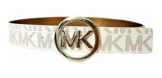 Cinto Michael Kors Original 100% Hebilla Color Oro !!!!!