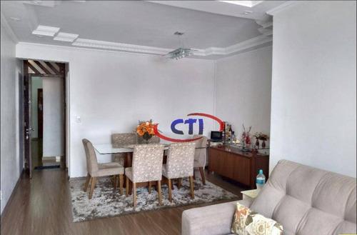 Imagem 1 de 28 de Apartamento À Venda, Centro, São Bernardo Do Campo. - Ap2815