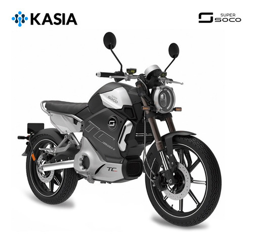 Moto Electrica Supersoco Tc Max Motor 4500w 45ah Kasia