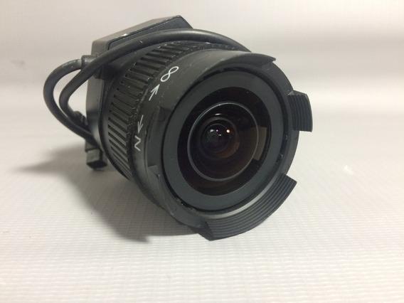 Lente Para Câmera De Segurança, Varifocal 2,8~12mm (ac4)