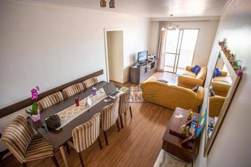 Imagem 1 de 25 de Apartamento Taquaral - Campinas Sp. - Ap19229