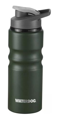 Botella Deportiva Waterdog Nammos 750 Ml Aluminio