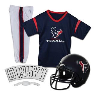 Franklin Sports Set De Uniforme Infantil De Houston Texanos