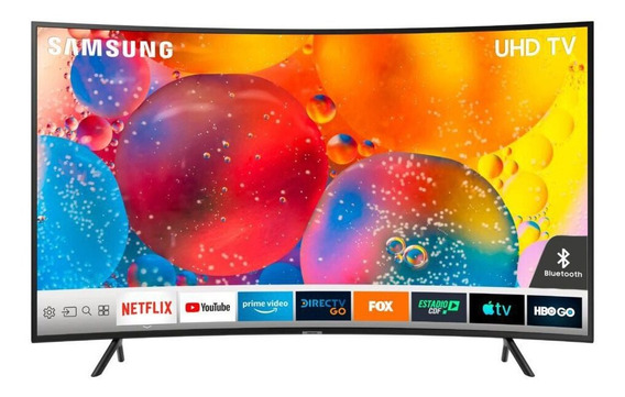 Televisor 55 Ru7300 Smart 4k Uhd Tv Samsung