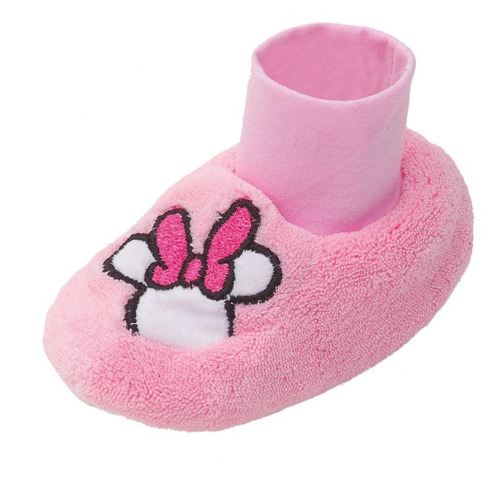 Pantunflas Para Bebe Chiqui Mundo Antiderrapante Disney