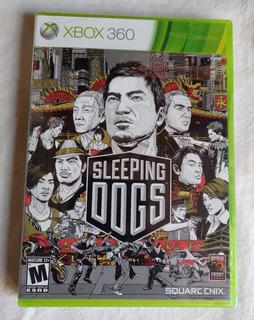 Sleeping Dogs - Xbox 360 Nuevo Sellado