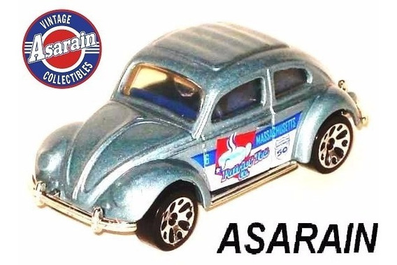 Vw - Fusca Across America Matchbox - 1/64