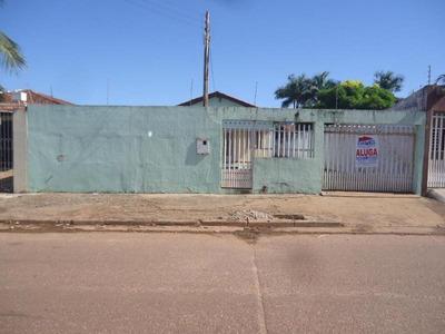 Casa No Bairro Jardim Paula I Em Várzea Grande - Mt - 01591