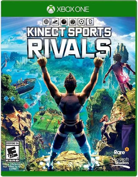 Kinect Sports Rivals - Xbox One - Mídia Digital - Original