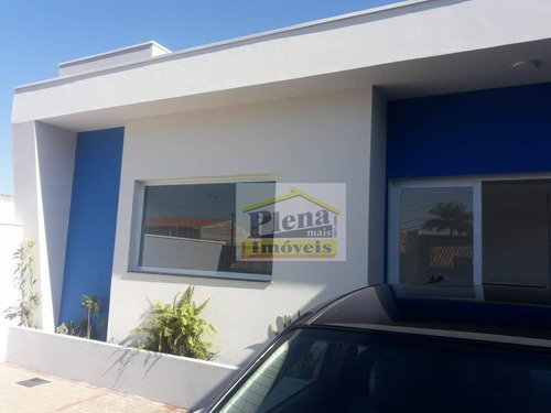 Imagem 1 de 16 de Sala Para Alugar, 10 M² Por R$ 1.500,00/mês - Jardim Villagio Ghiraldelli - Hortolândia/sp - Sa0306