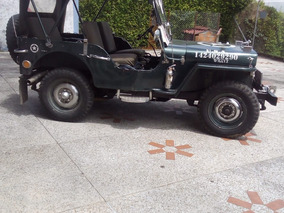 Jeep Willys Min Guerra