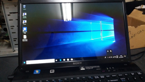 Notebook Sony Vayo Vpcel22fx