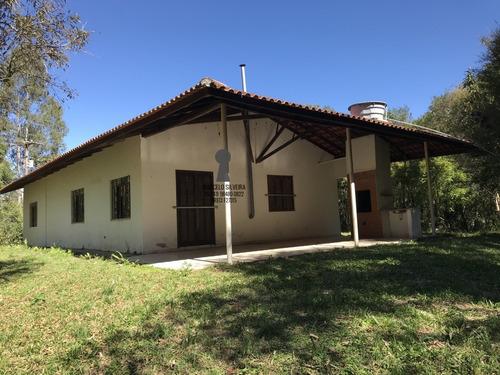 Chácara A Venda No Bairro Centro Em Bocaiúva Do Sul - Pr.  - 474-1