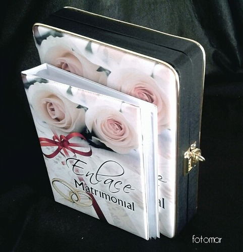 Álbum De Casamento 120 Fotos 15x21  / Enlace Matrimonial
