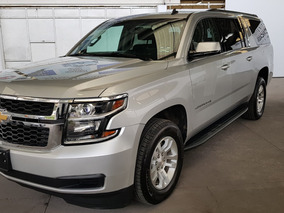 Chevrolet Suburban 5.4 Ls Tela At 2017 Rematoooo !!!