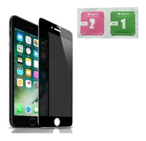 Vidrio 10d Antiespia iPhone 7