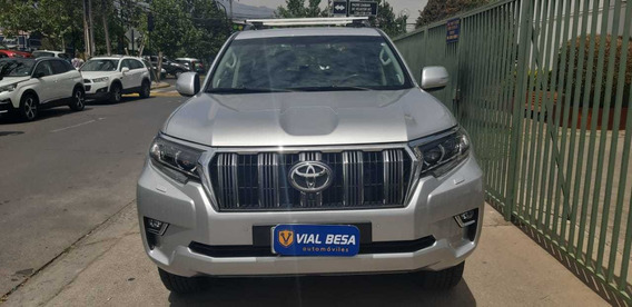 Toyota Land Cruiser Prado 4.0 Limited 5p Auto 2018