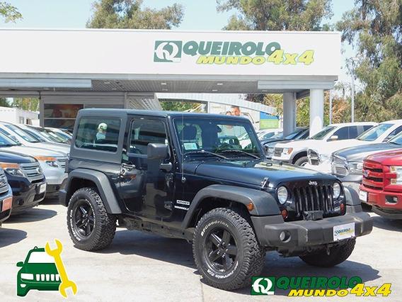 Jeep Wrangler Sport 2.8 4x4 2012