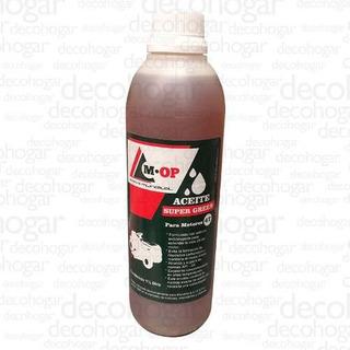 Aceite Para Motores De 4 Tiempos 1 1/2 Litros Corta Cesped