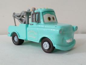 Disney Pixar Cars 1 Guincho Tow Mater Verde - Loose