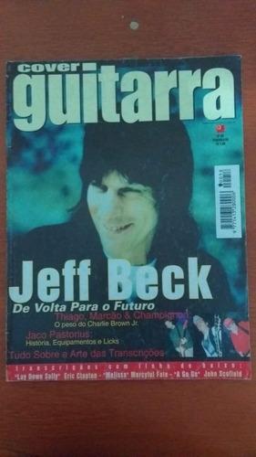 Revistas Cover Guitarra  58