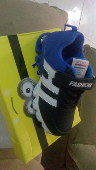 Zapato Deportivo De Niño