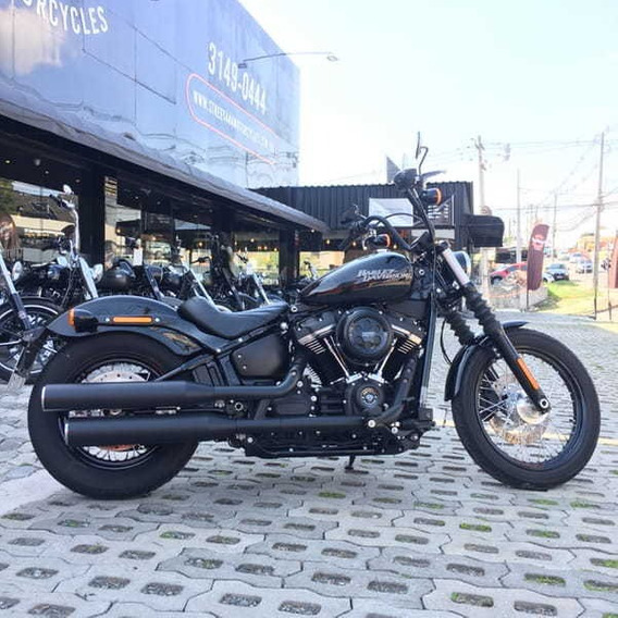 Street Bob - Fx Bb - Harley-davidson