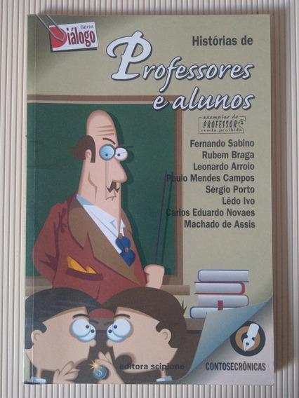 Livro História De Professores E Alunos