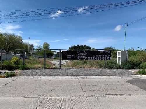 Renta De Terreno En Atlixco En Boulevard Niños Héroes