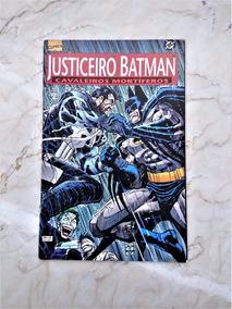 Justiceiro Batman - Cavaleiros Mortíferos - Excelente Estado