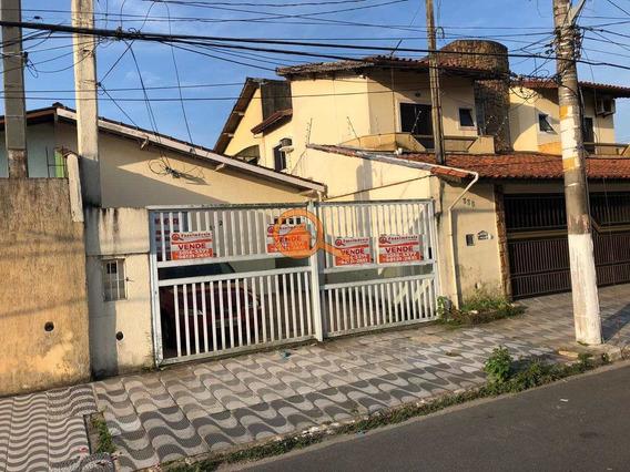 Casa Com 3 Dorms, Boqueirão, Praia Grande - R$ 300 Mil, Cod: 286 - V286