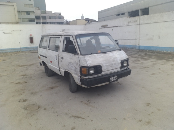 Toyota Lite Ace 84